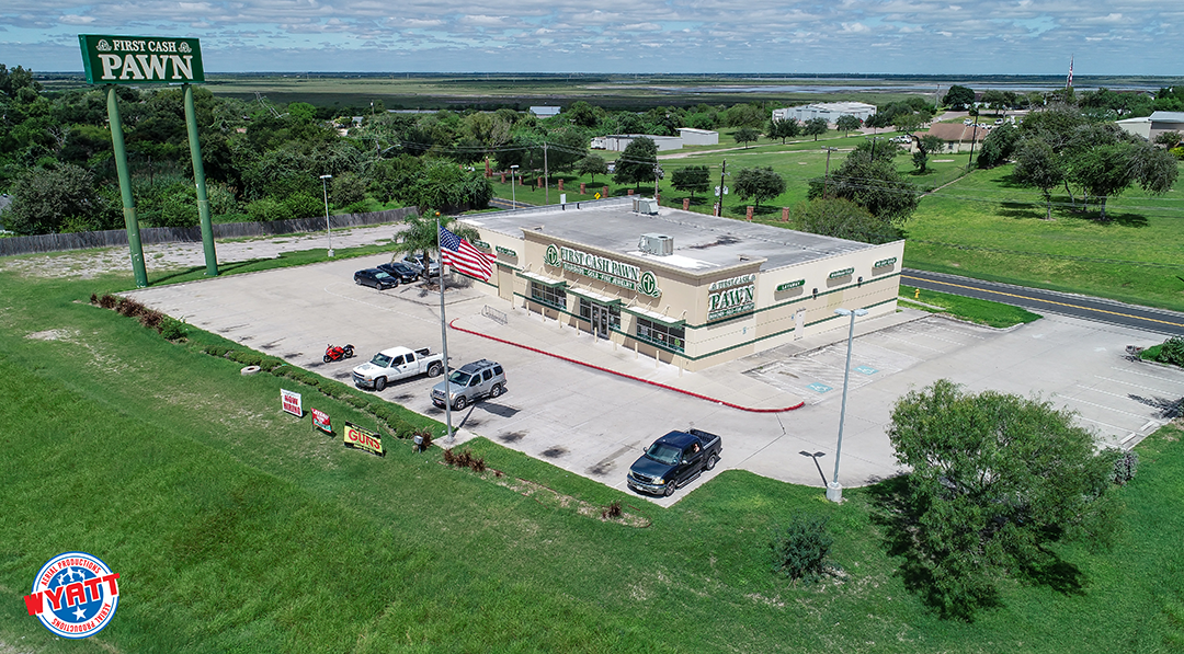 Commercial Properties Wyatt Aerial Productions