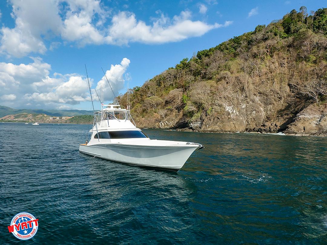 Costa Rica Scenic Wyatt Aerial Productions